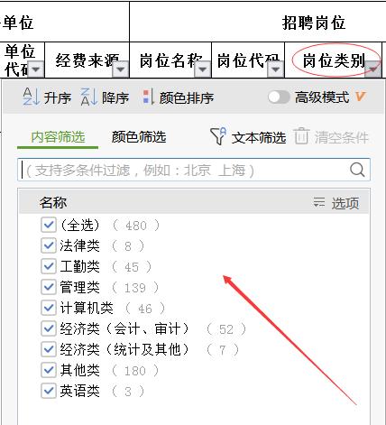 2020年江苏事业单位统考什么?题型题量分布图1